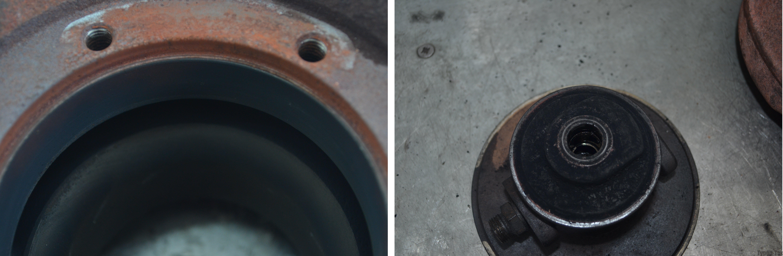 Scania 114, скания, 3597659, ремонт турбины