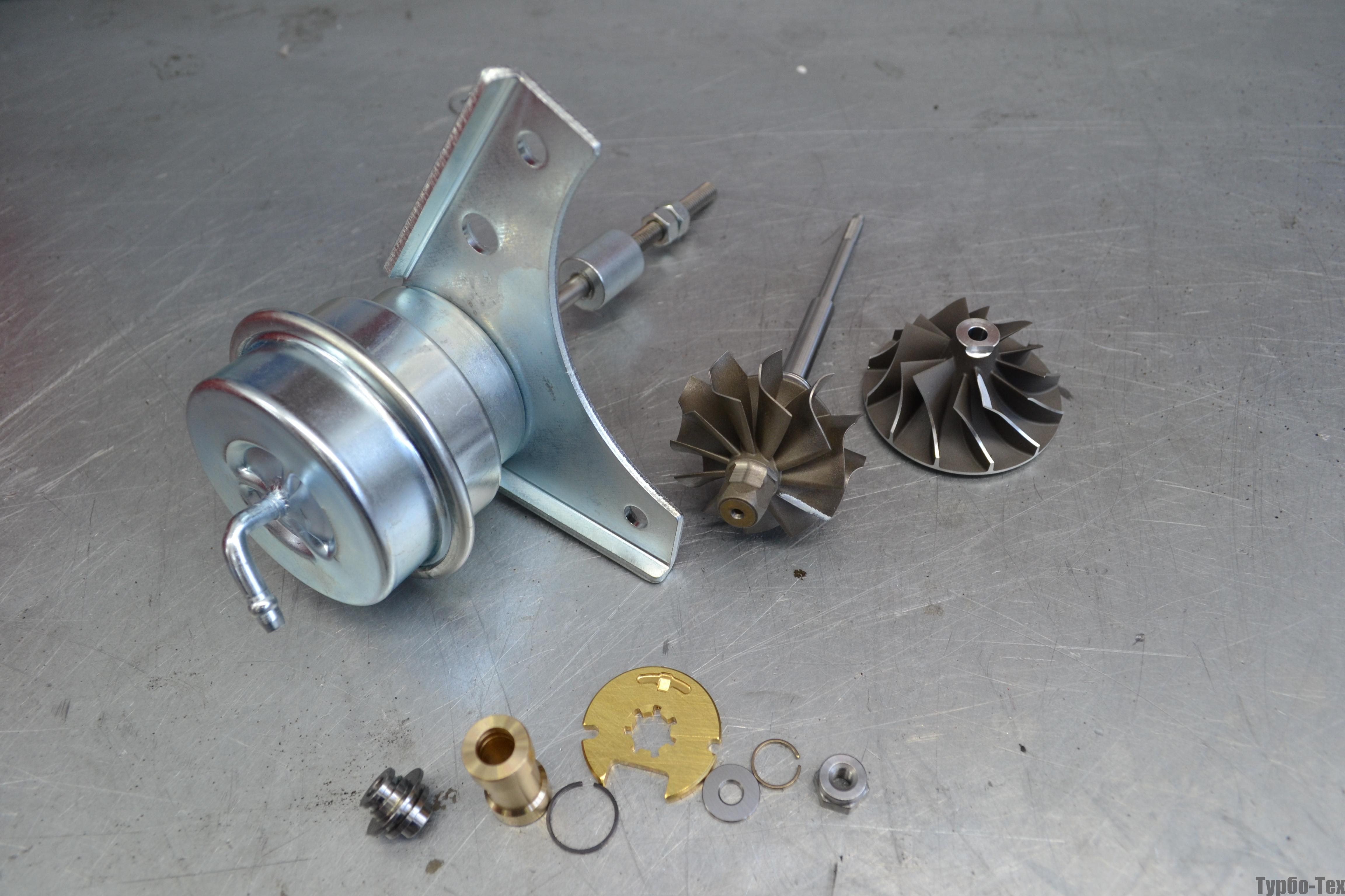 Volkswagen B5, фольц б5, ремонт турбины, 5303-988-0029