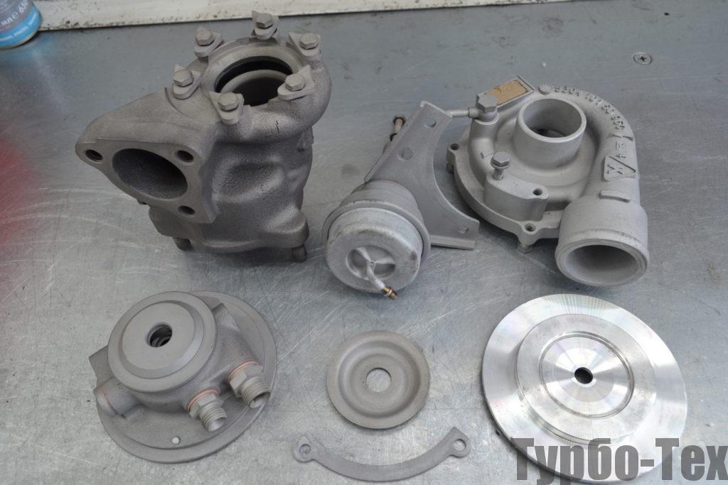 Audi A4, ауди а4, ремонт турбины, 5303-970-0029
