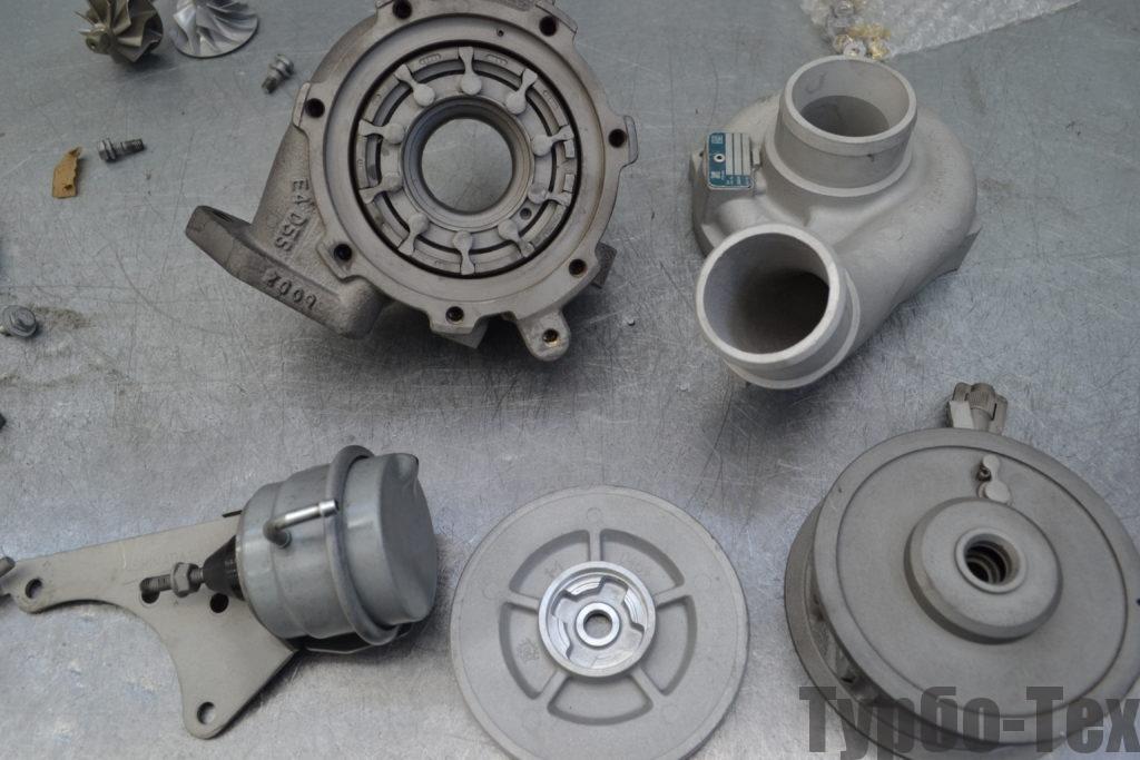 KIA Sorento, киа соренто, ремонт турбины, 5303-970-0144