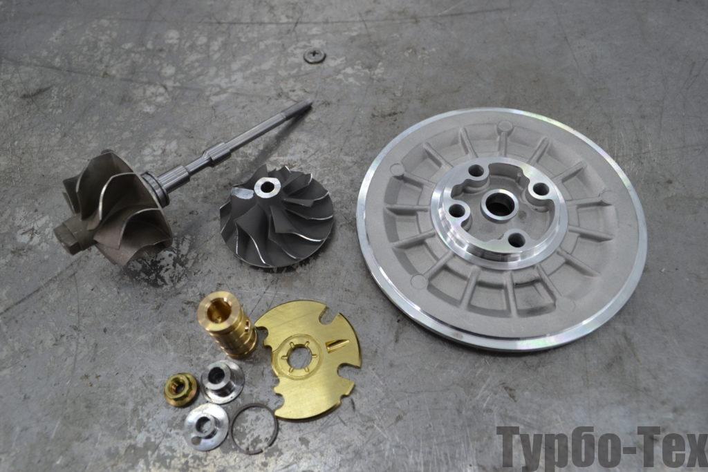Ford S-MAX, форд с макс, ремонт турбины, 763647-0021