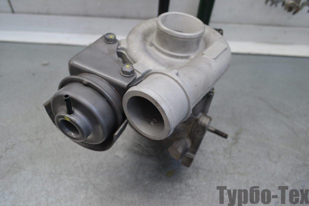 Hyundai Santa Fe, хендай сантафе, ремонт турбины, 28231-27800