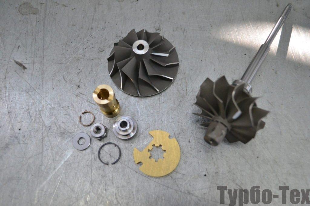 Skoda Octavia, шкода октавия, ремонт турбины, 5303-970-0011