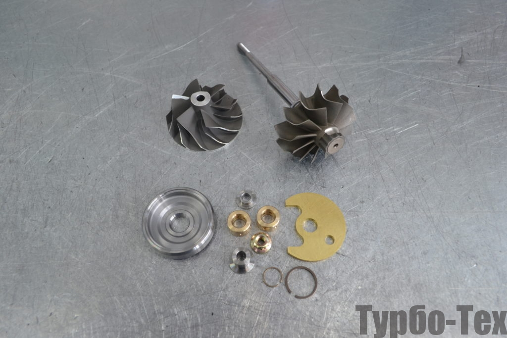 Mitsubishi Pajero, митсубиси паджеро, ремонт турбины, 49377-03043