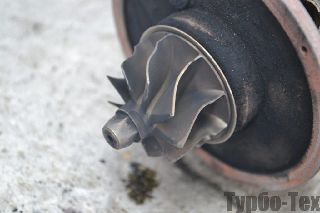 Hyundai Grand Starex, хендай гранд старекс, ремонт турбины, 5303-970-0145
