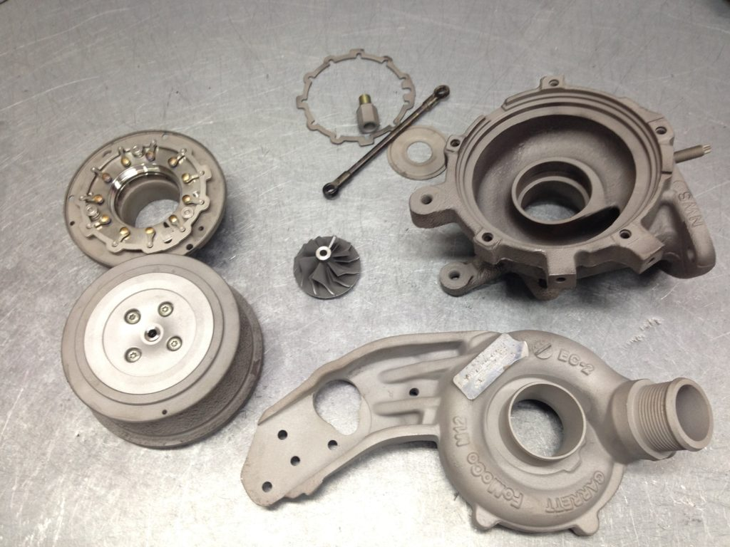 ремонт, турбина, турбокомпрессор, range rover, рендж ровер, Брянск
