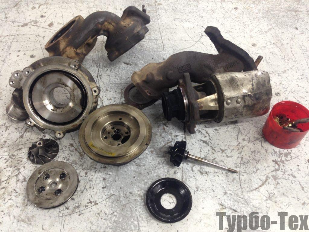 Range Rover, рендж ровер, ремонт турбины, ремонт турбокомпрессора, 793829-0002