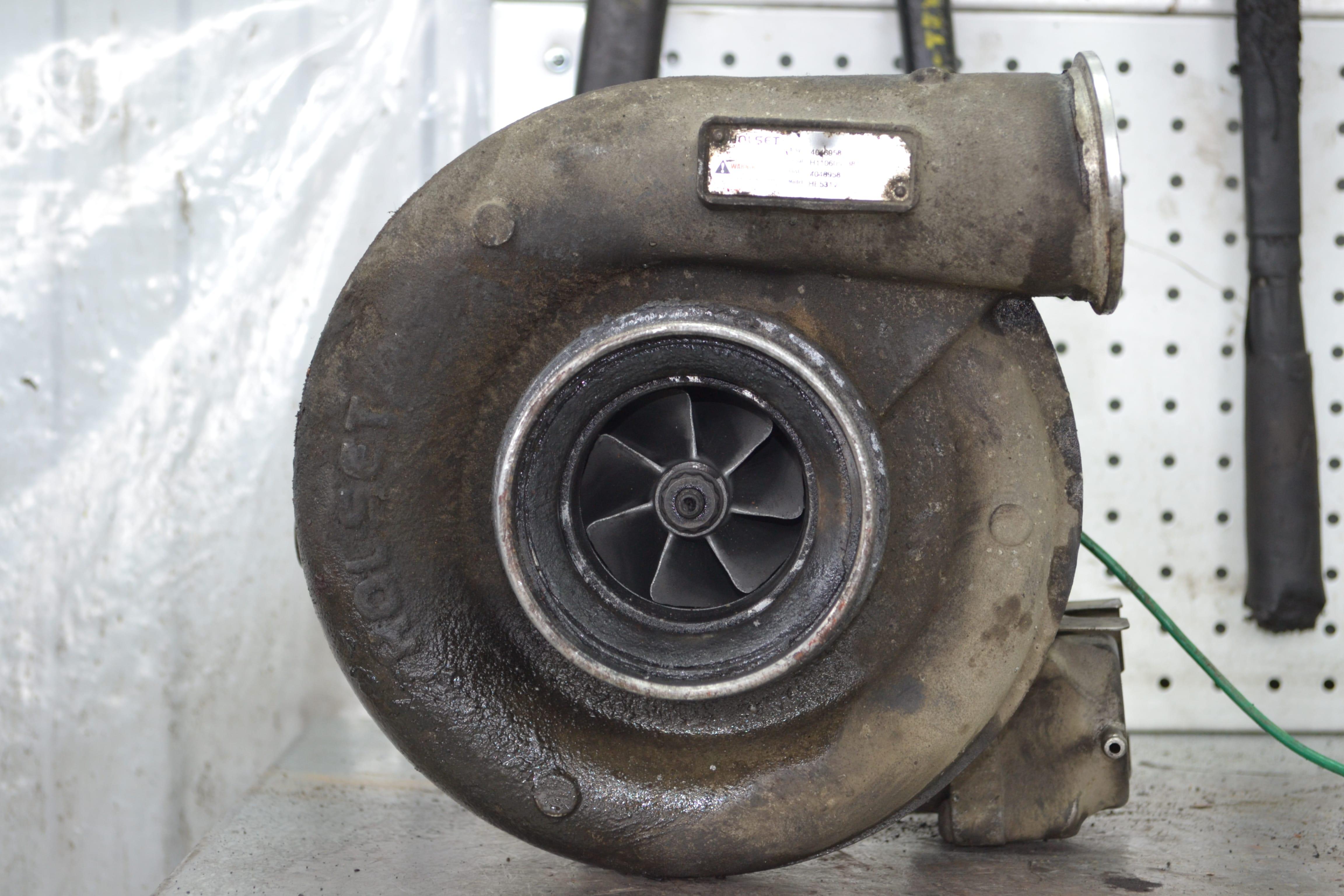 Ремонт турбины Iveco Stralis