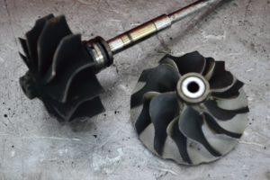 Ремонт турбины Ford Transit