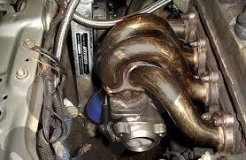 как установить турбину на бензиновый двигатель?