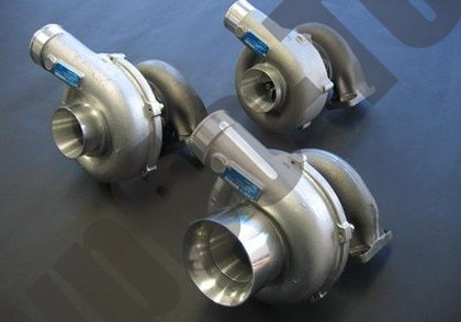 Ремонт турбины бензинового двигателя.